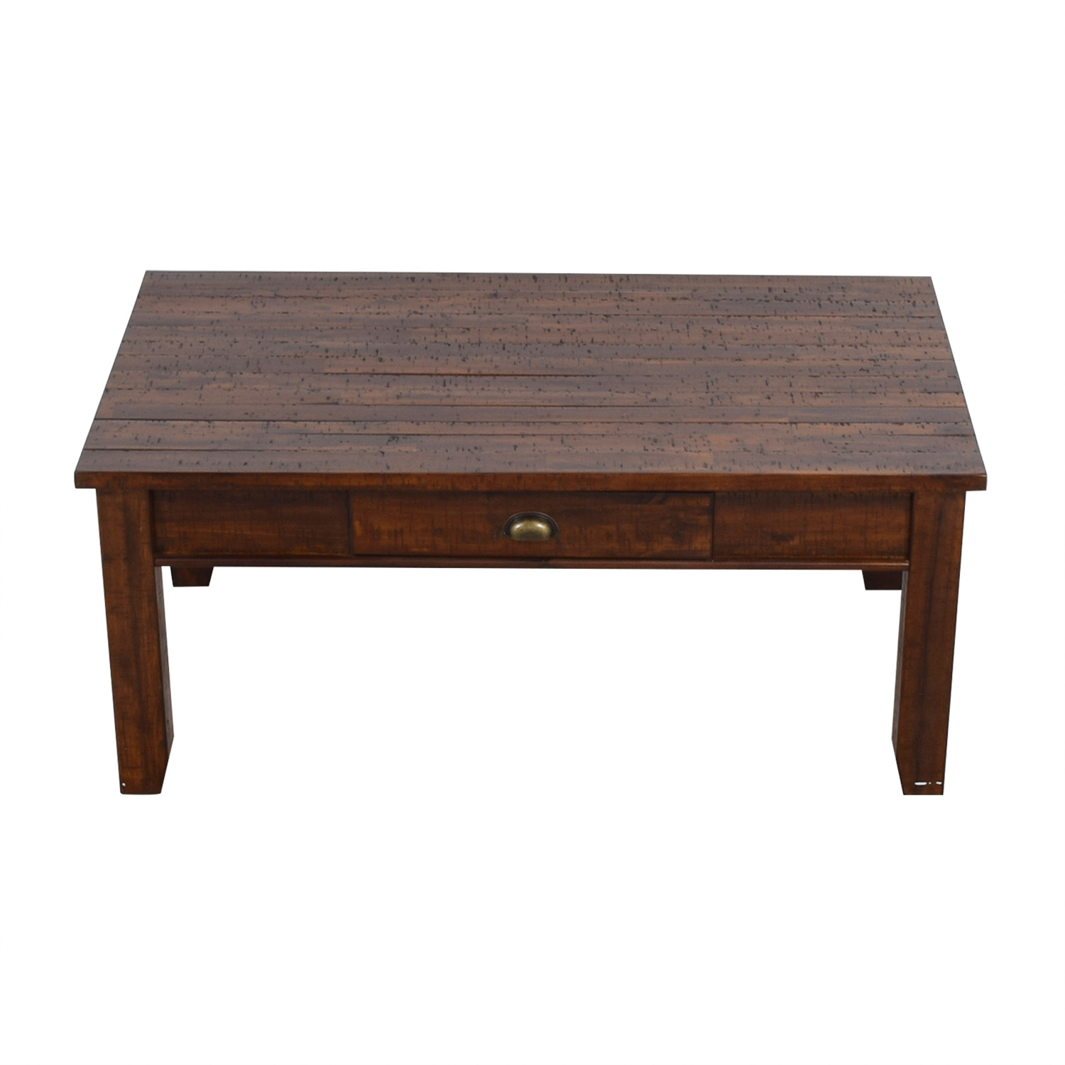 Raymour & Flanigan Raymour & Flanigan Urban Lodge Coffee Table dimensions