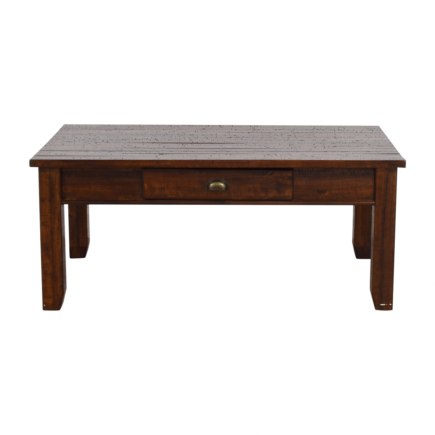 buy Raymour & Flanigan Raymour & Flanigan Urban Lodge Coffee Table online
