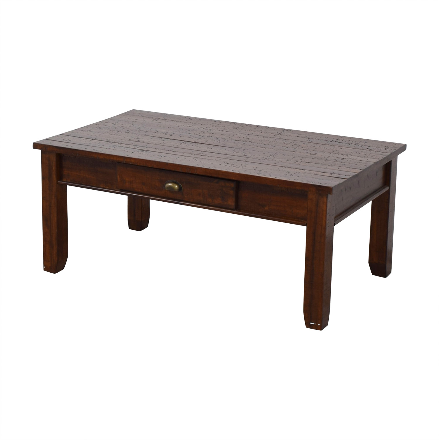 Raymour & Flanigan Raymour & Flanigan Urban Lodge Coffee Table discount