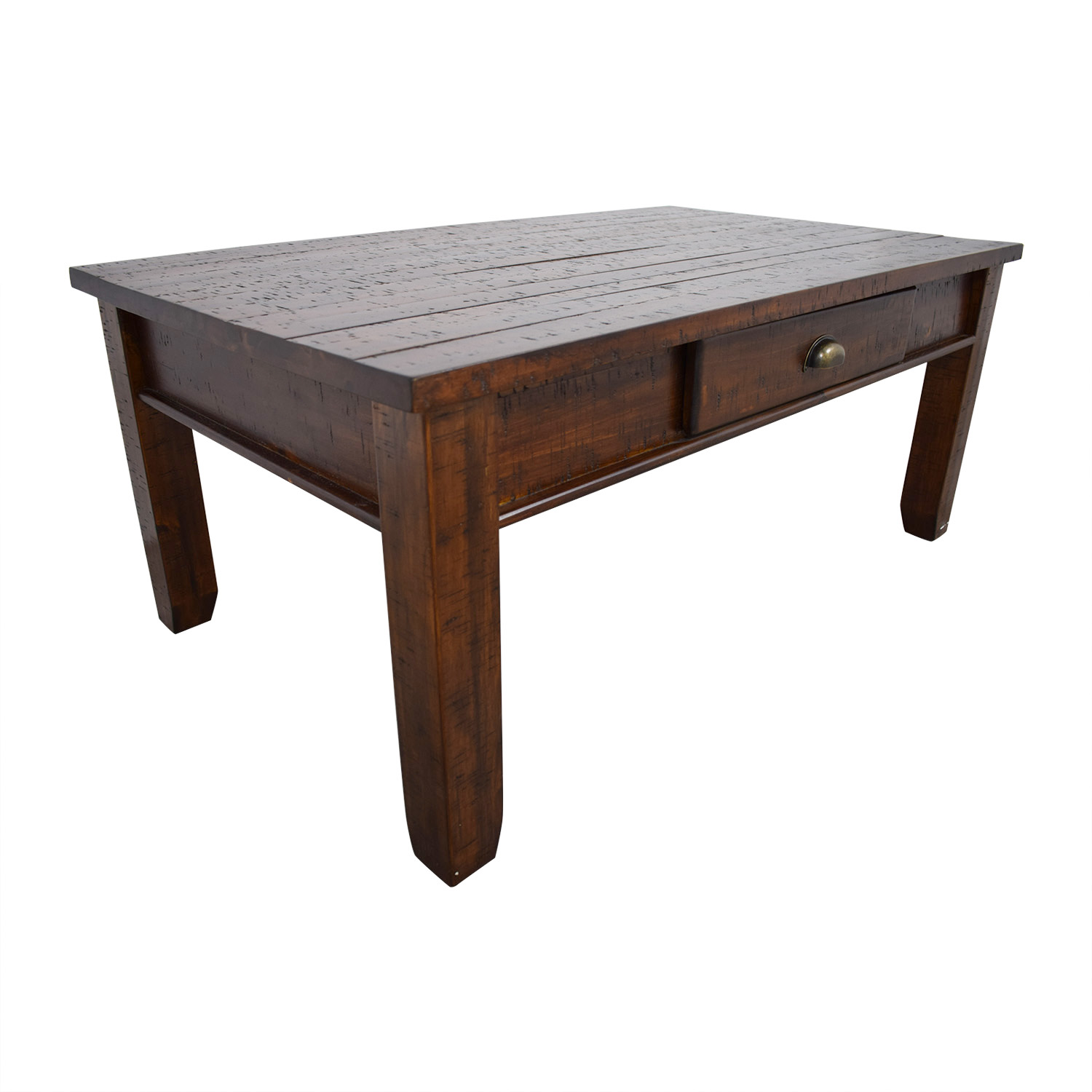 Raymour & Flanigan Raymour & Flanigan Urban Lodge Coffee Table nj