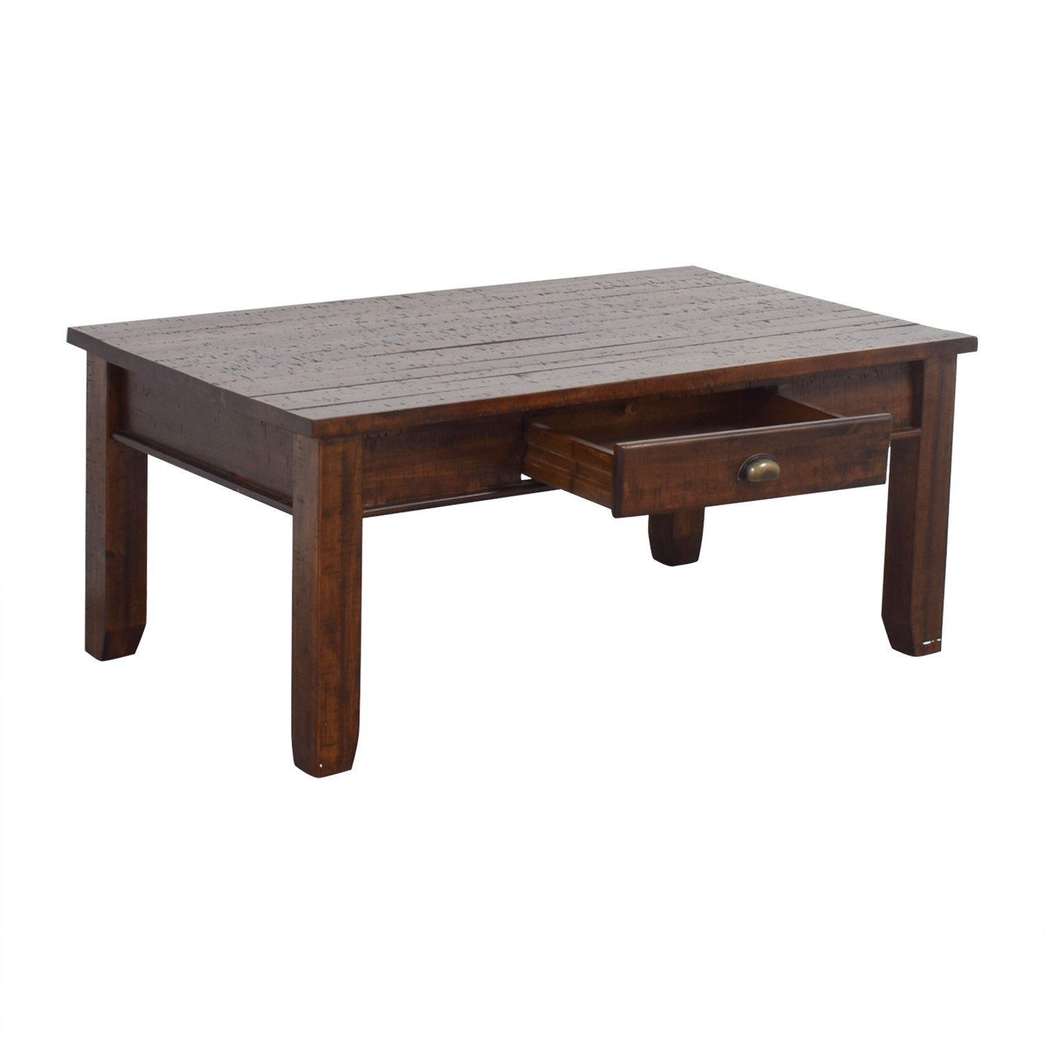 buy Raymour & Flanigan Urban Lodge Coffee Table Raymour & Flanigan