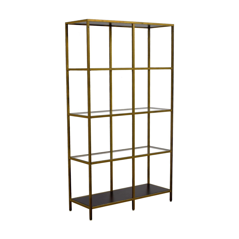 IKEA Glass Bookcase sale