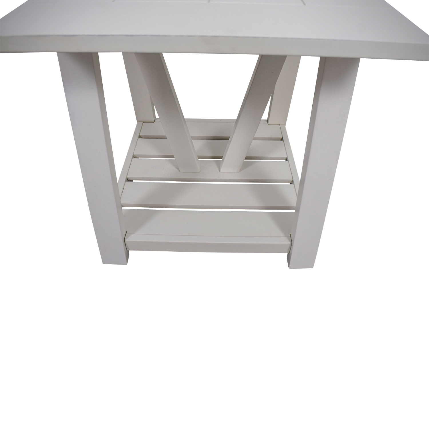 Birch Lane Birch Lane Fairborne White Side Table Tables