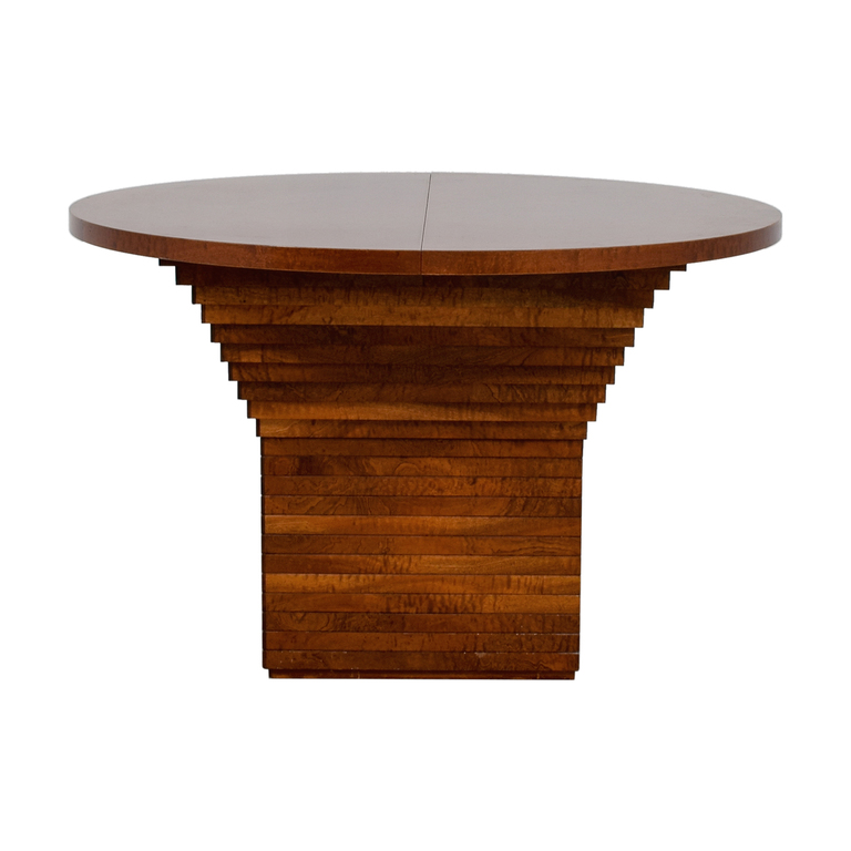 Custom Made Custom Made Maple Dining Table nyc