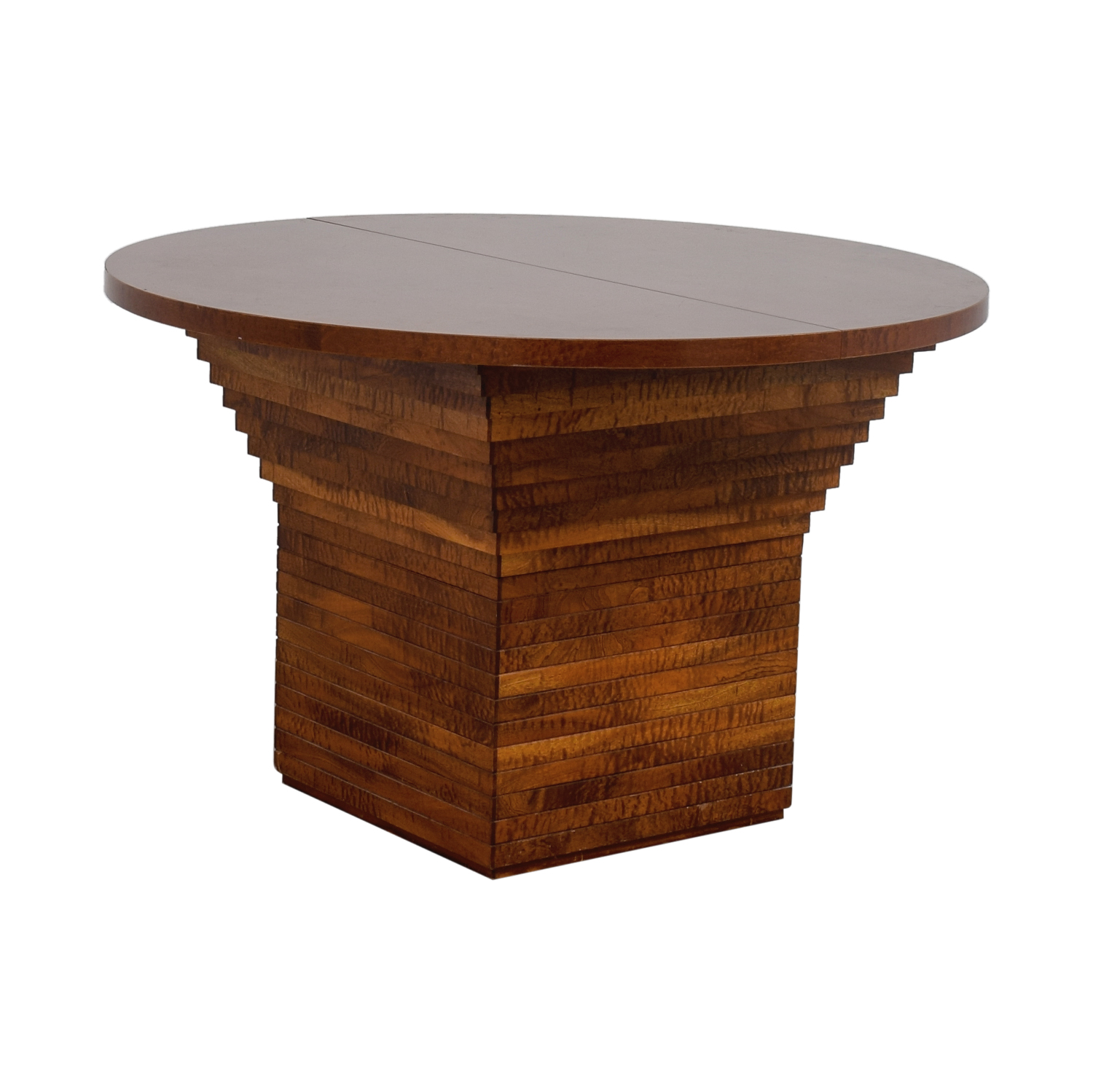 Custom Made Custom Made Maple Dining Table for sale