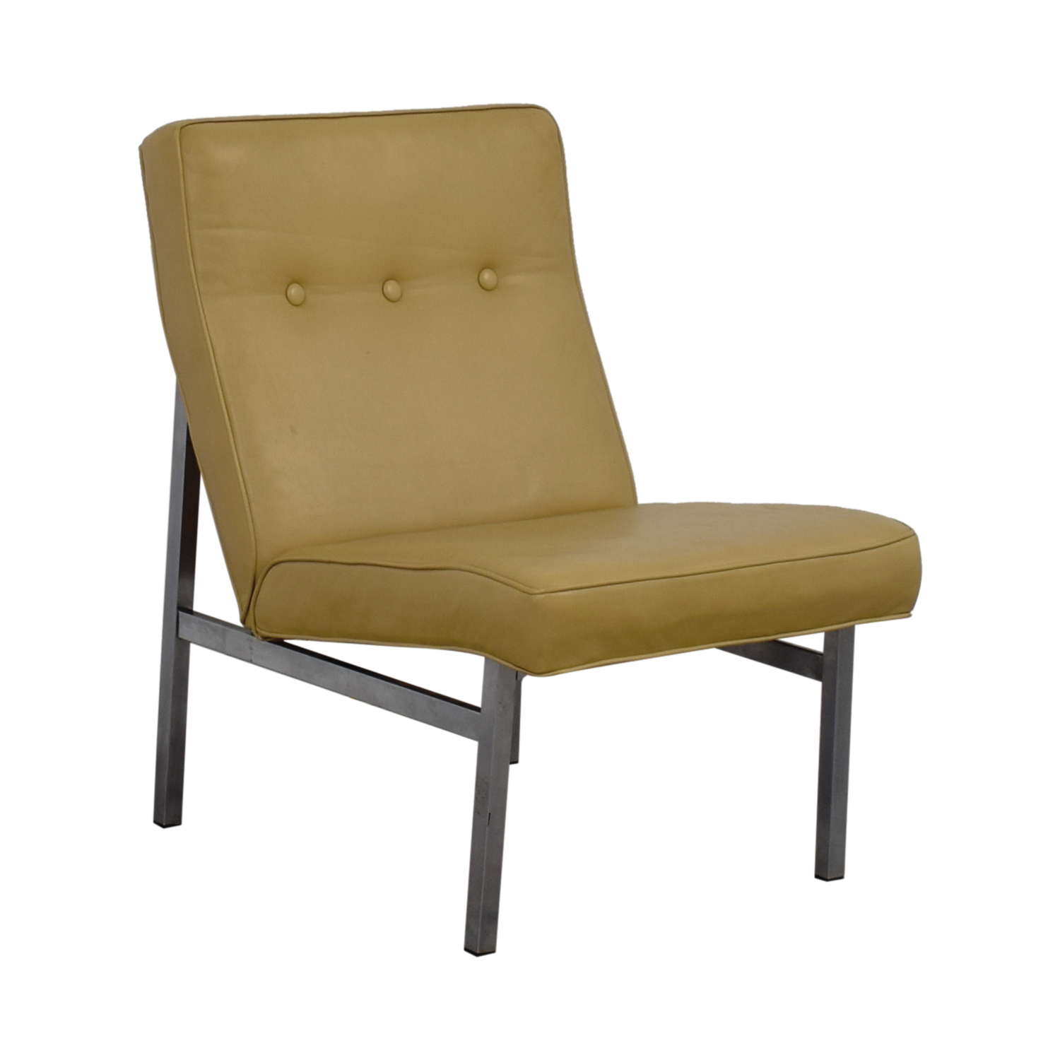 price of chair walter in from aluminum chairs knoll leather set per lounge and