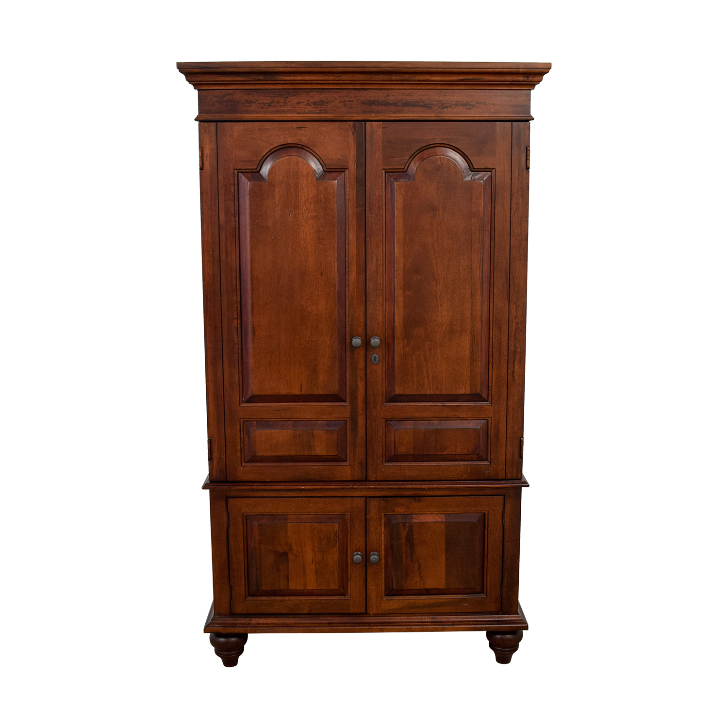 Hamilton Heritge Wood TV Armoire Sale