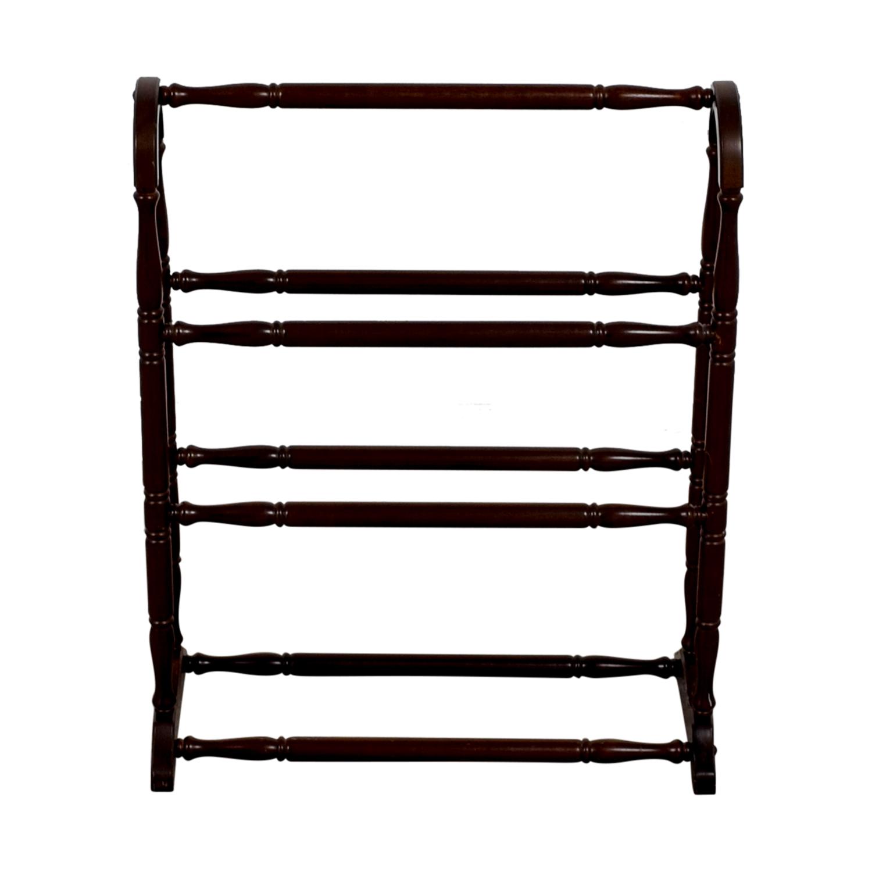 buy Vintage Quilt Rack