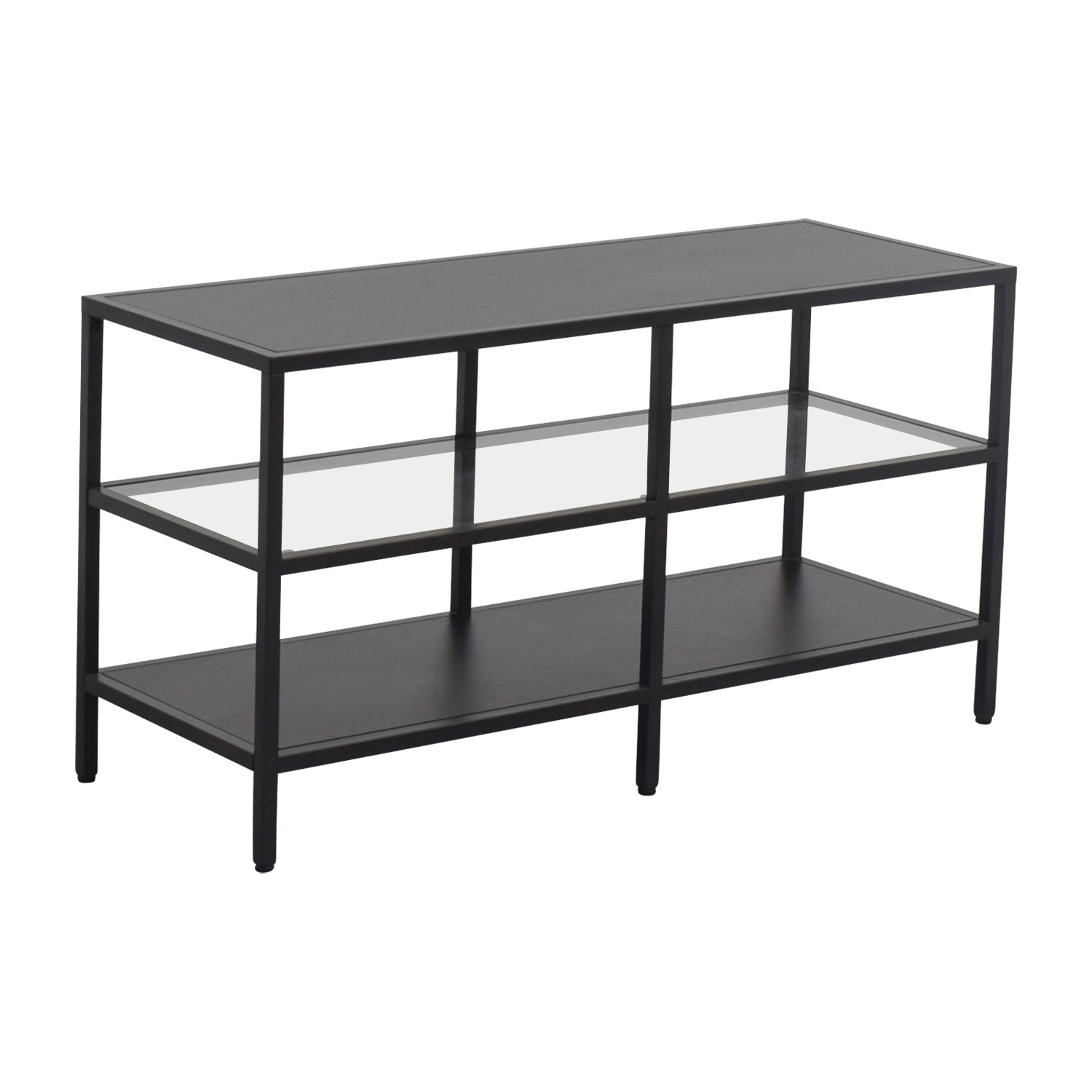 shop IKEA IKEA Media Glass Table online