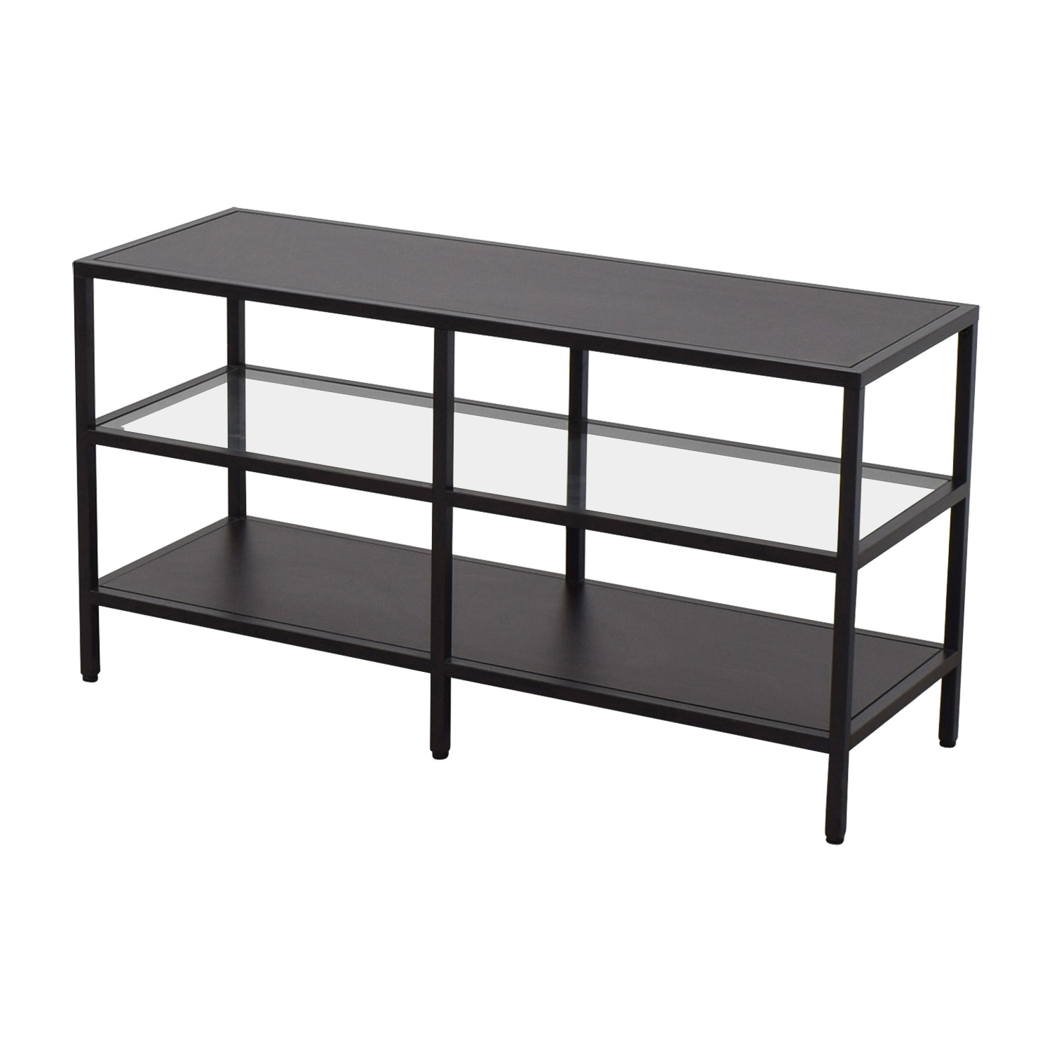 shop IKEA Media Glass Table IKEA Media Units