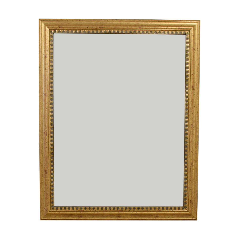 shop John Lewis John Lewis Gold Gilded Mirror online