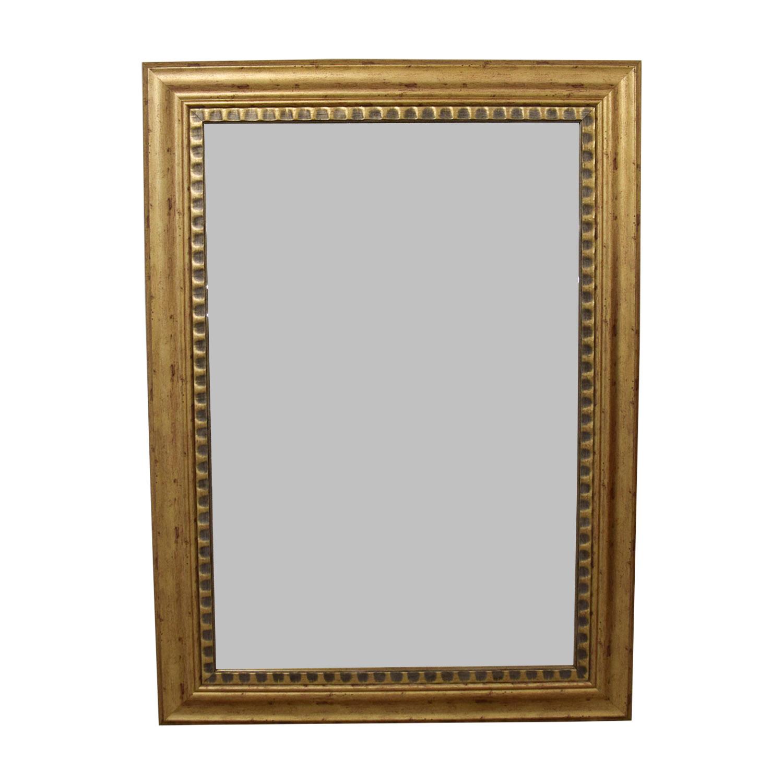 buy John Lewis John Lewis Gold Gilded Mirror online