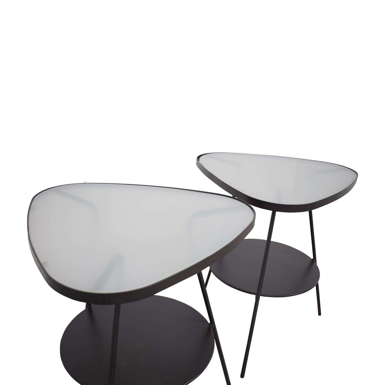 shop IKEA Ulsberg Nightstands or Side Tables IKEA End Tables