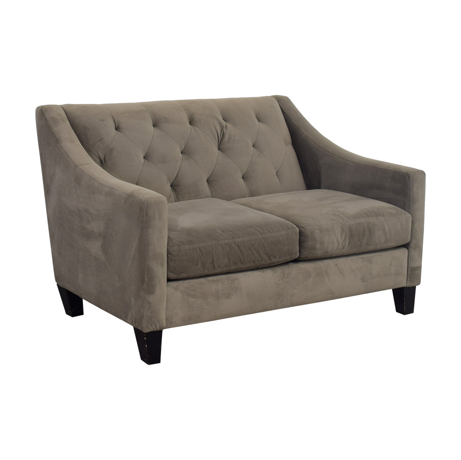 63 off better by design better by design grey tufted