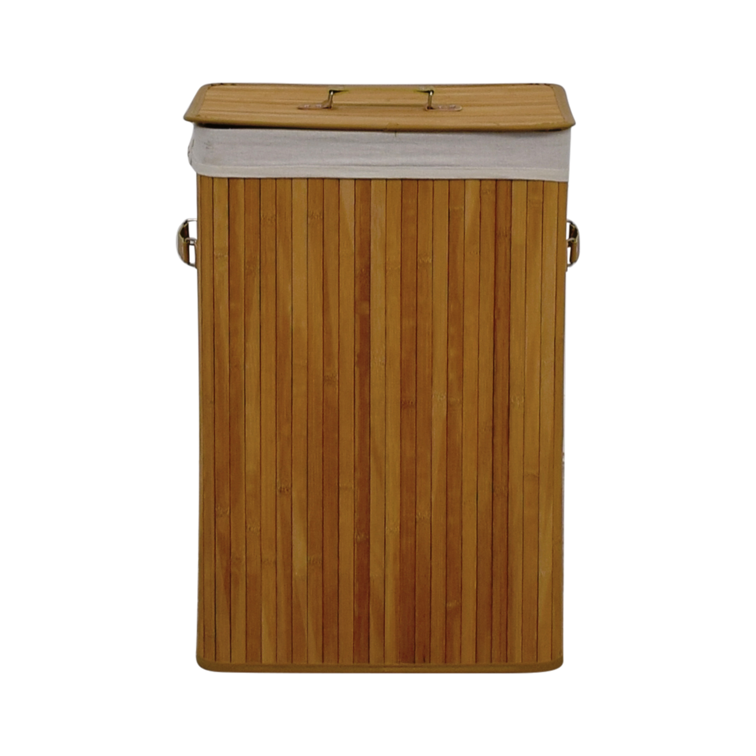 Giantex Giantex Natural Bamboo Laundry Hamper nyc
