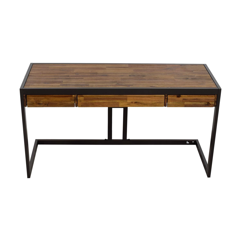 Simpli Home Acacia Desk / Utility Tables