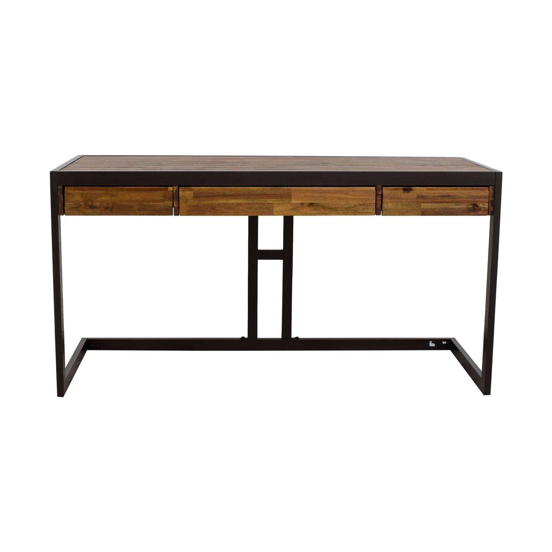 Simpli Home Simpli Home Acacia Desk dimensions