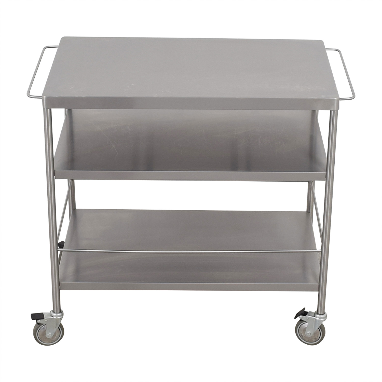 Surprising 59 Off Ikea Ikea Stainless Steel Kitchen Cart Tables Spiritservingveterans Wood Chair Design Ideas Spiritservingveteransorg
