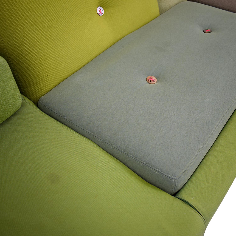Vitra Vitra Polder Sofa by Hella Jongerius Sofas