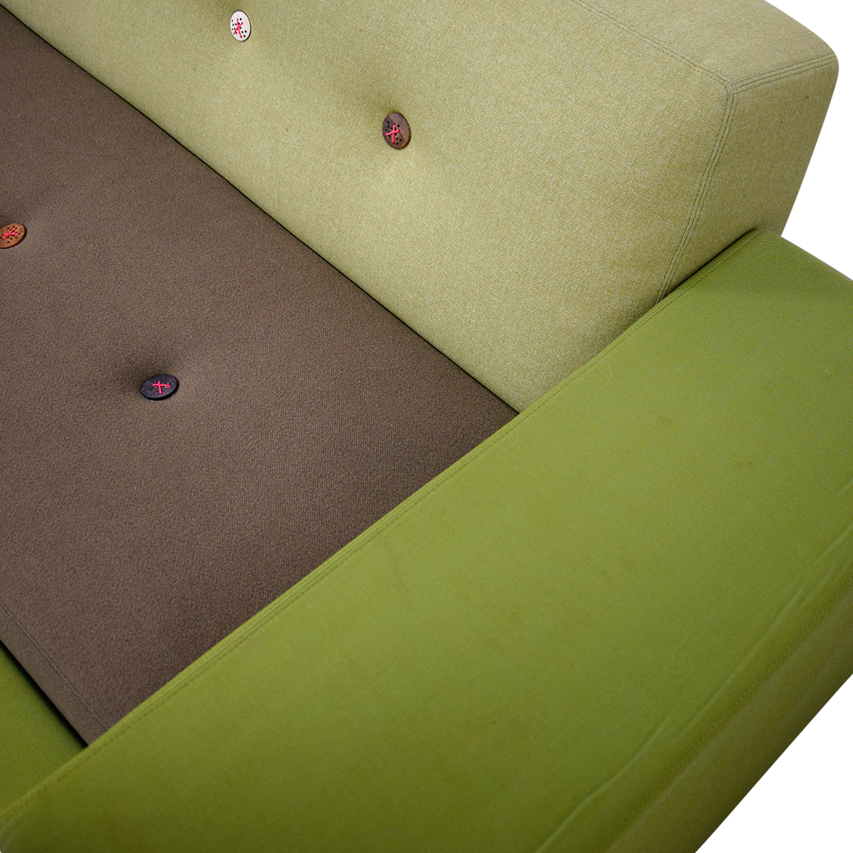 Vitra Polder Sofa by Hella Jongerius / Classic Sofas