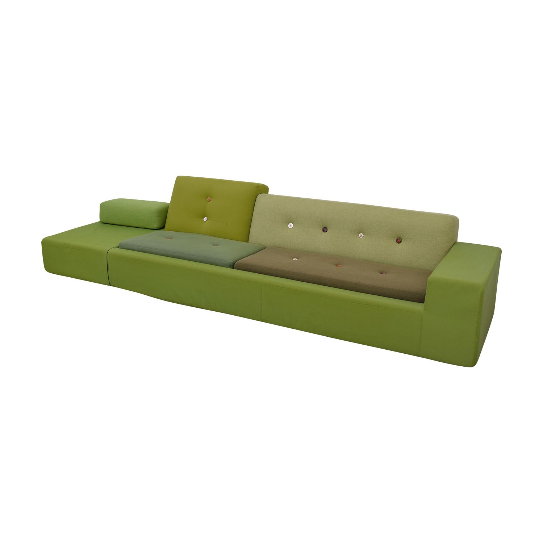 buy Vitra Vitra Polder Sofa by Hella Jongerius online
