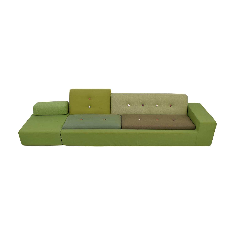 shop Vitra Vitra Polder Sofa by Hella Jongerius online