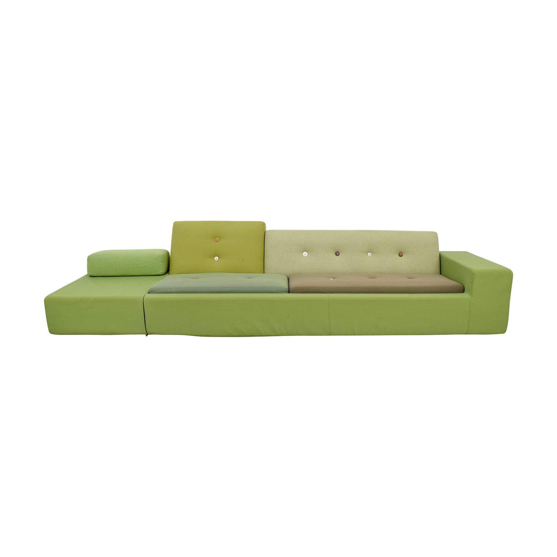 Vitra Vitra Polder Sofa by Hella Jongerius used