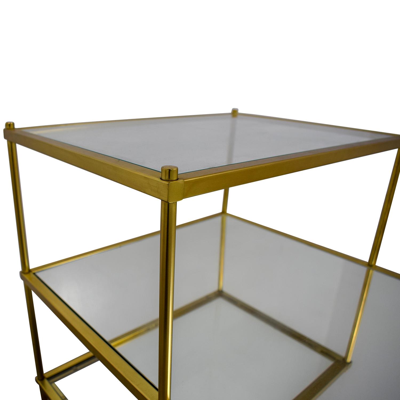 shop West Elm Terrace Side Table West Elm Tables