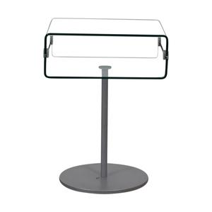 buy SEE Italian Furniture Glass Nightstand See Furniture