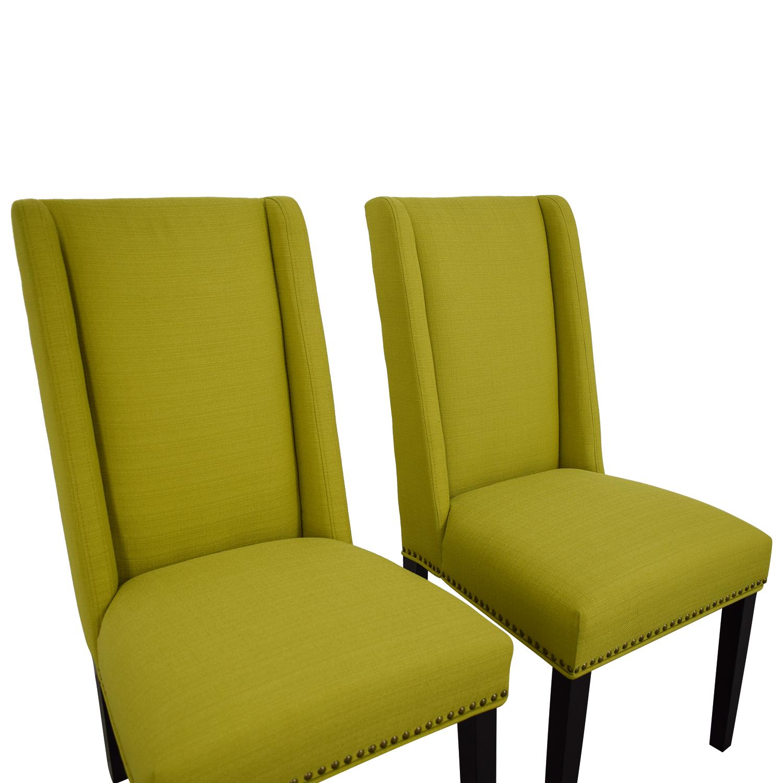 83% OFF - Wayfair Wayfair Green Accent Chairs / Chairs
