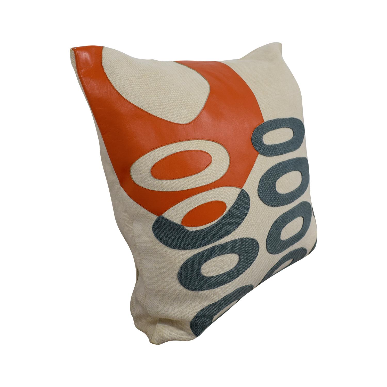 Della Robbia Della Robbia Element II Accent Pillow used