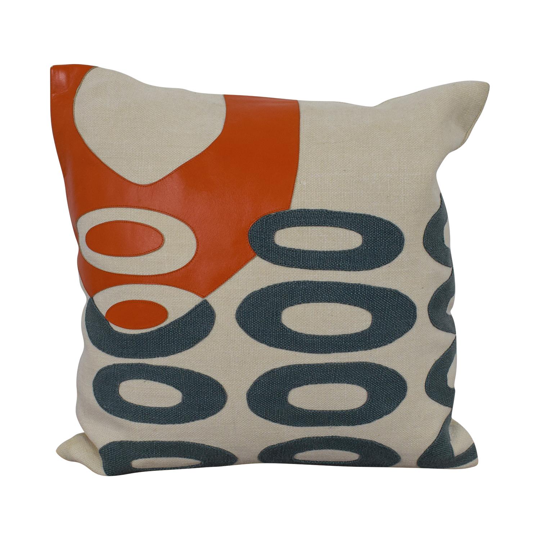 buy Della Robbia Element II Accent Pillow Della Robbia Decorative Accents