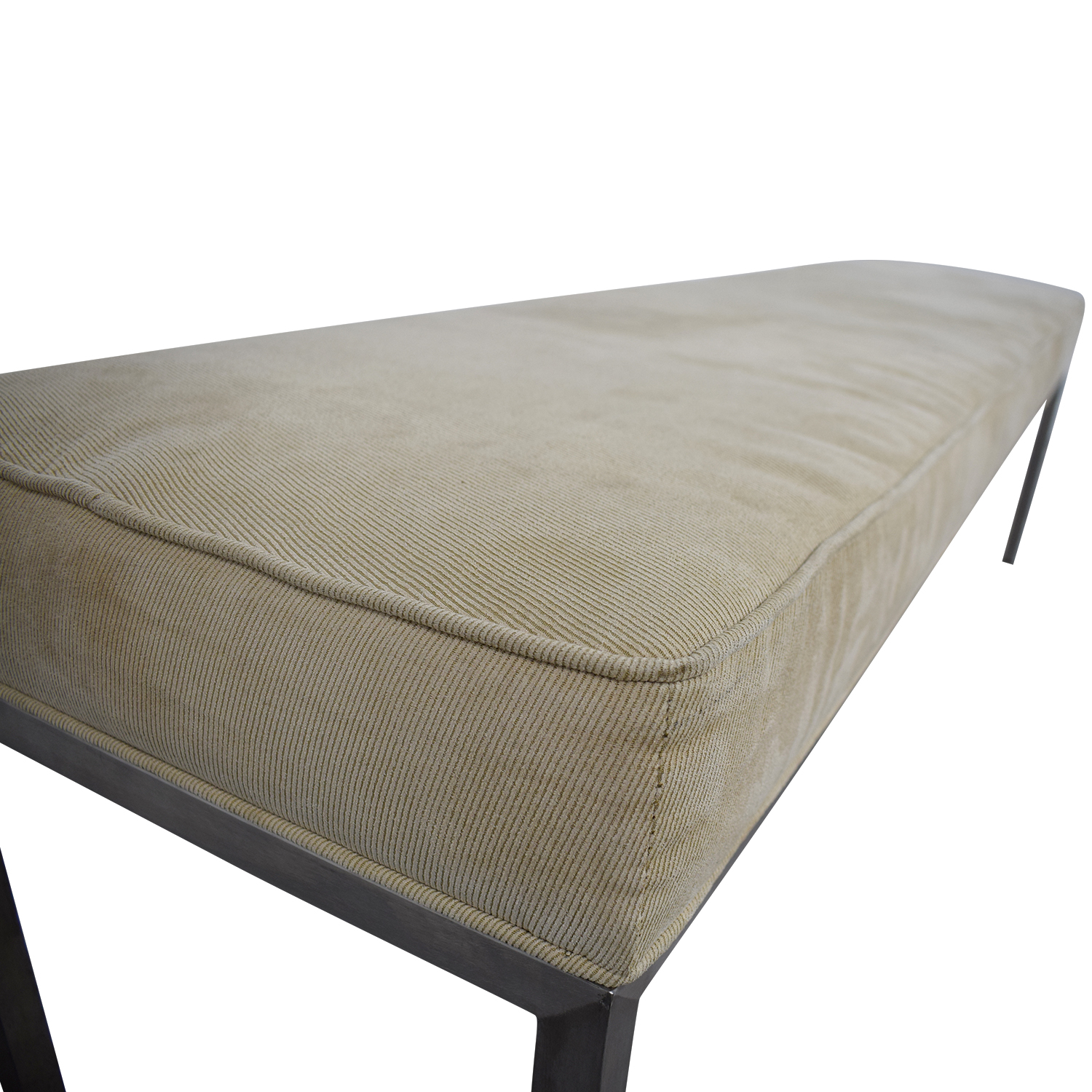 Room & Board Room & Board Portica Beige Custom Bench price