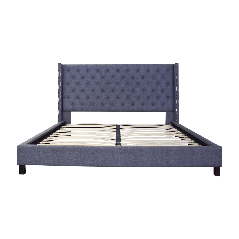 Wayfair king size metal beds
