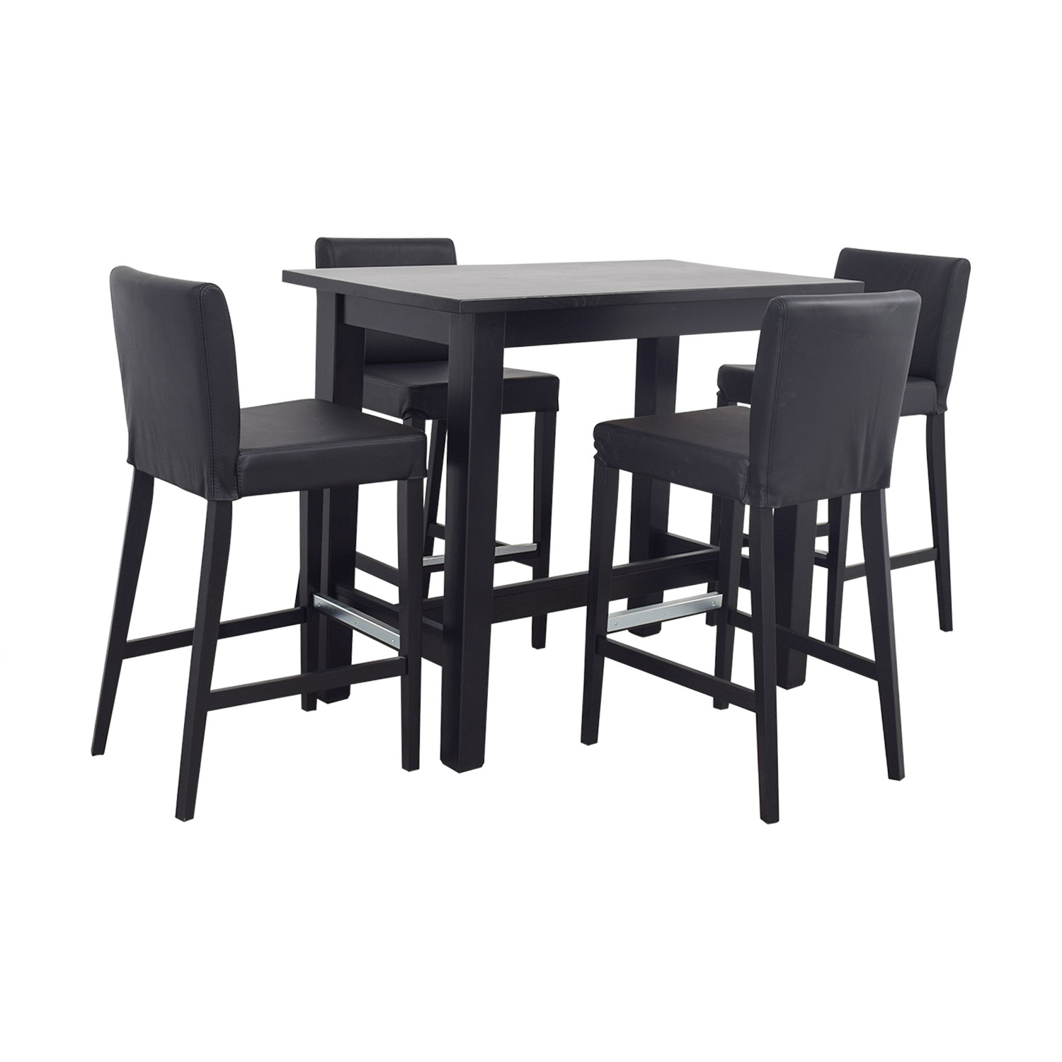 buy IKEA Bar Height Table and Stools IKEA Tables