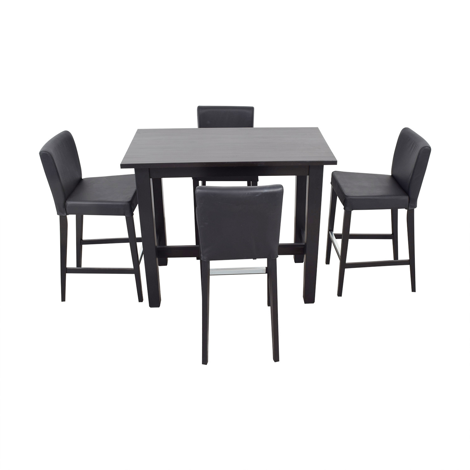80 off ikea ikea bar height table and stools tables for Ikea dining sets usa