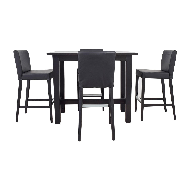 IKEA IKEA Bar Height Table and Stools