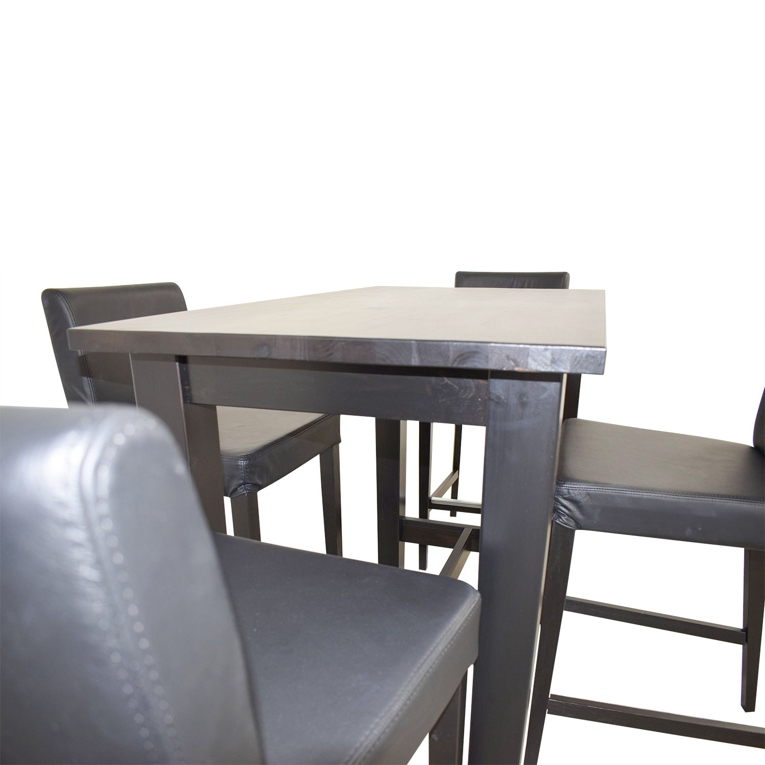IKEA Bar Height Table and Stools / Dining Sets
