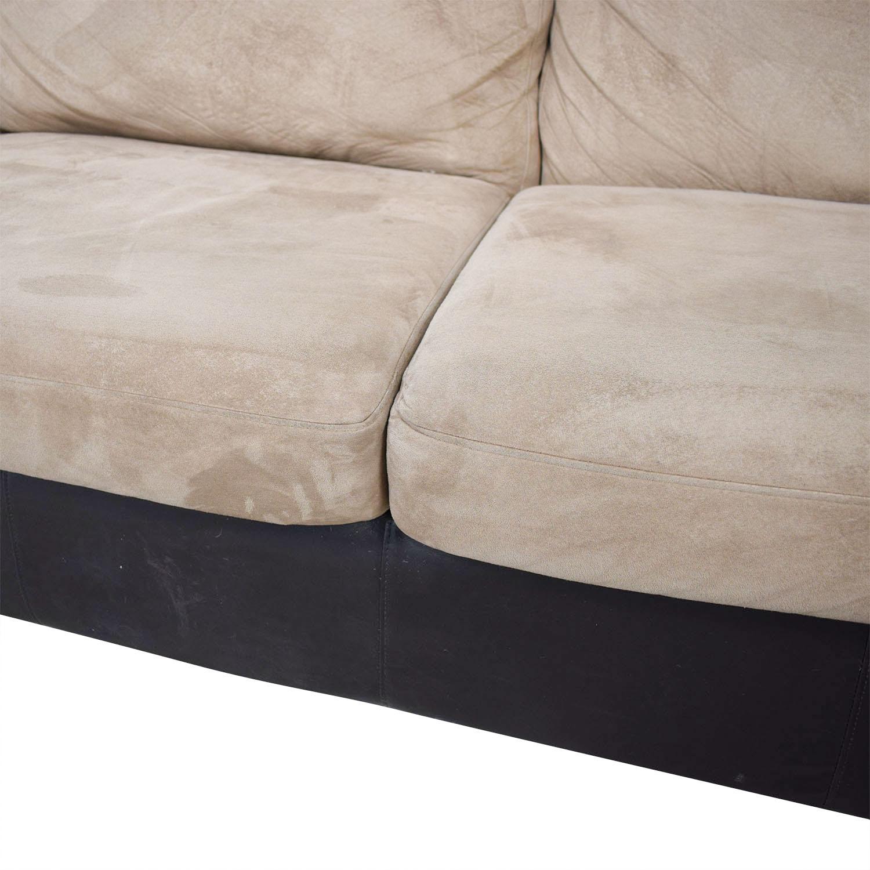Pb Comfort Sofa Chaise Baci Living Room
