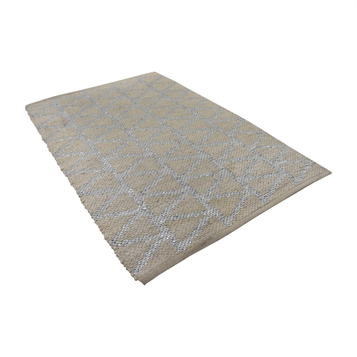 buy West Elm Shimmer Jute Rug West Elm Decor