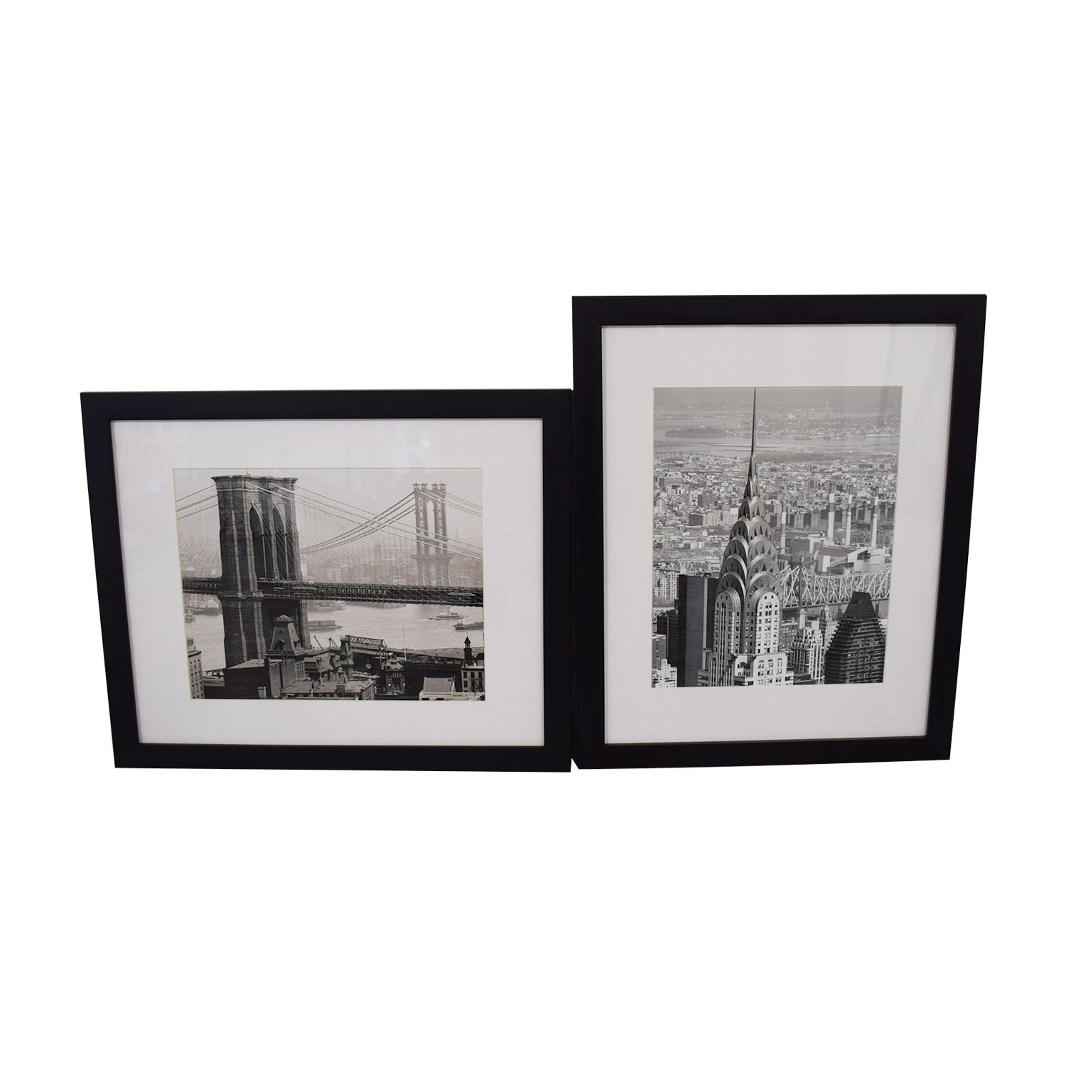 shop Framed Prints of NYC Skyline  Wall Art