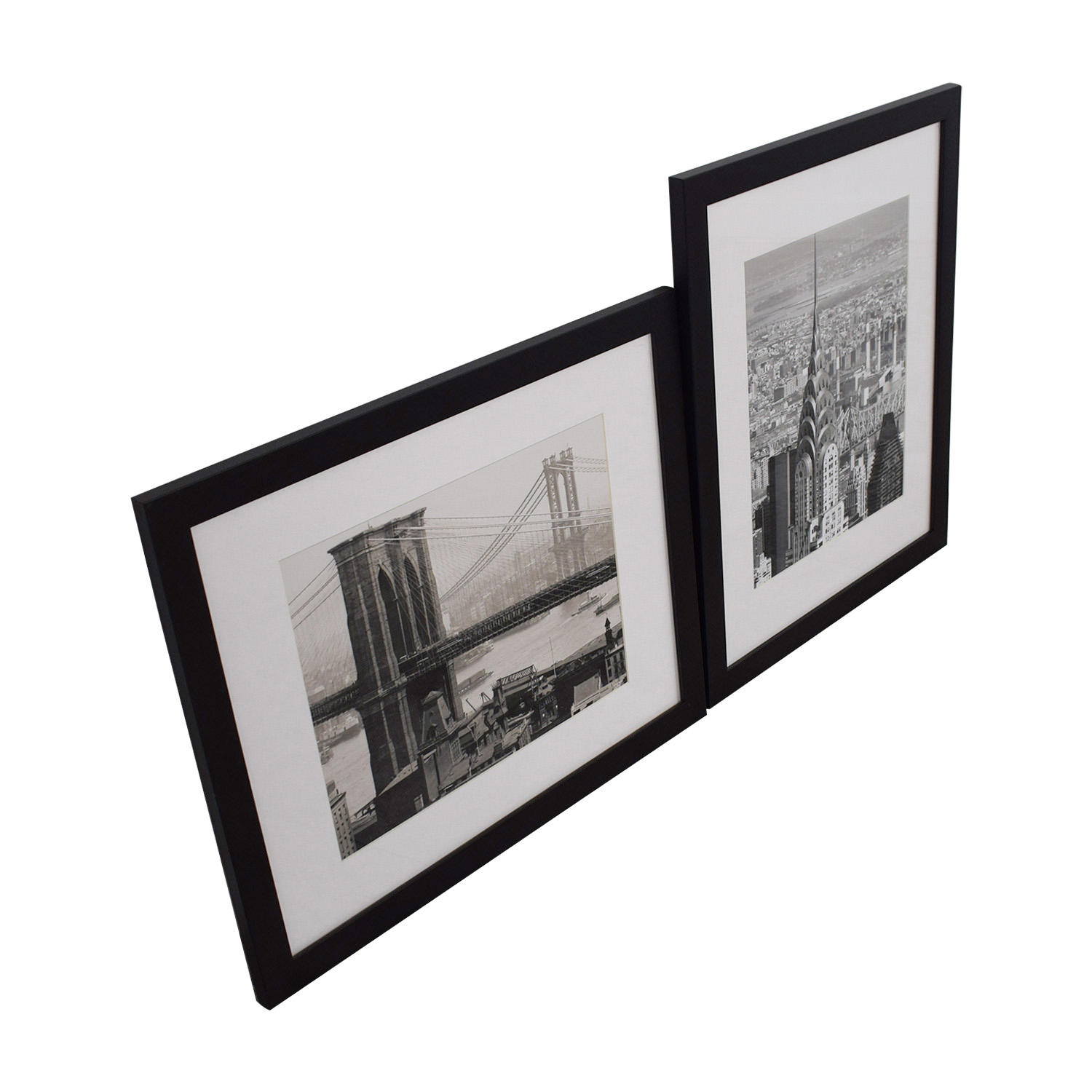 58% OFF - Framed Prints of NYC Skyline / Decor
