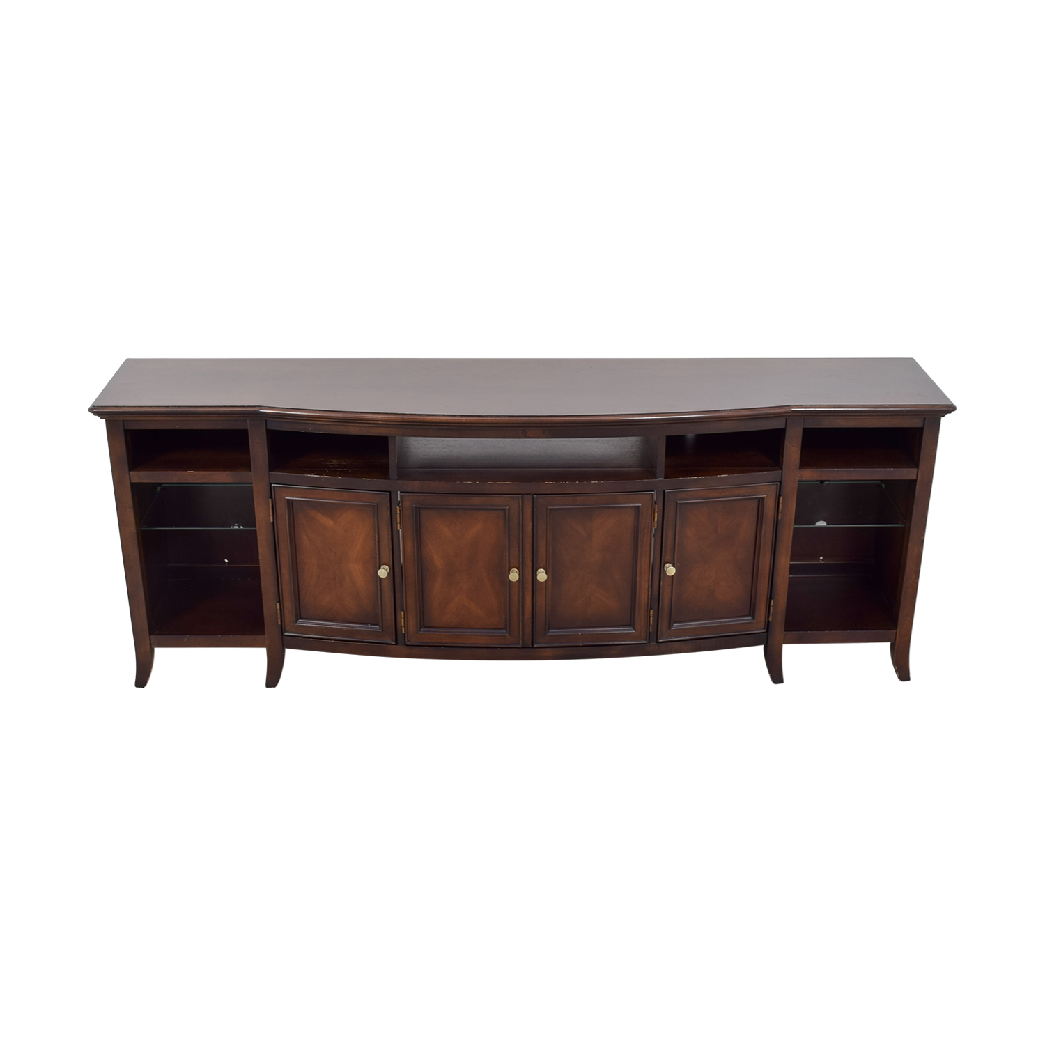 Stanley Stanley Wood Entertainment Credenza coupon