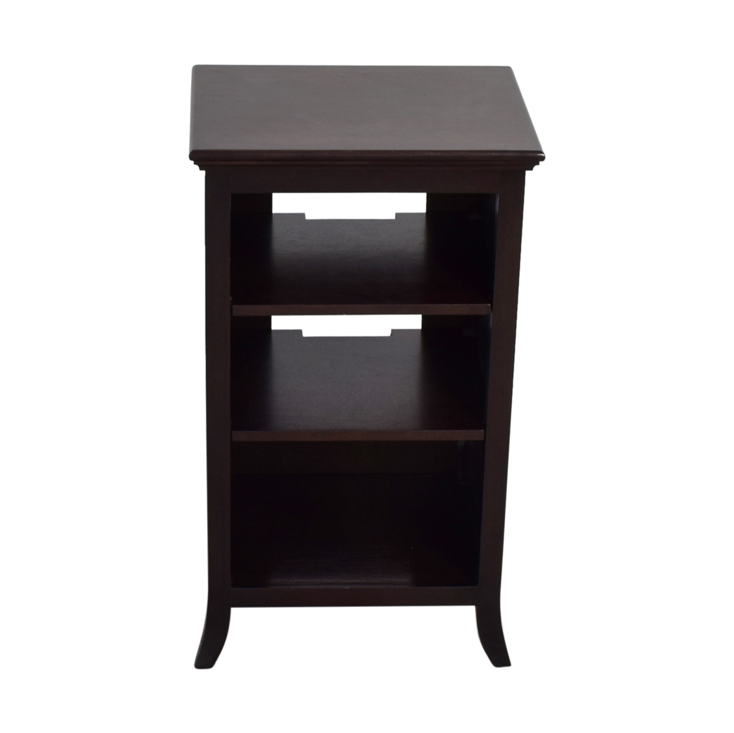 Stanley Stanley Vertical Walnut Entertainment Console