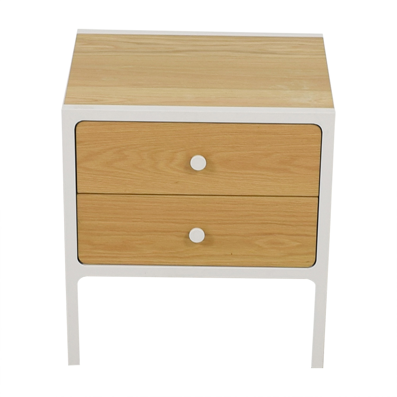 buy Land of Nod Land of Nod Larkin Nightstand online
