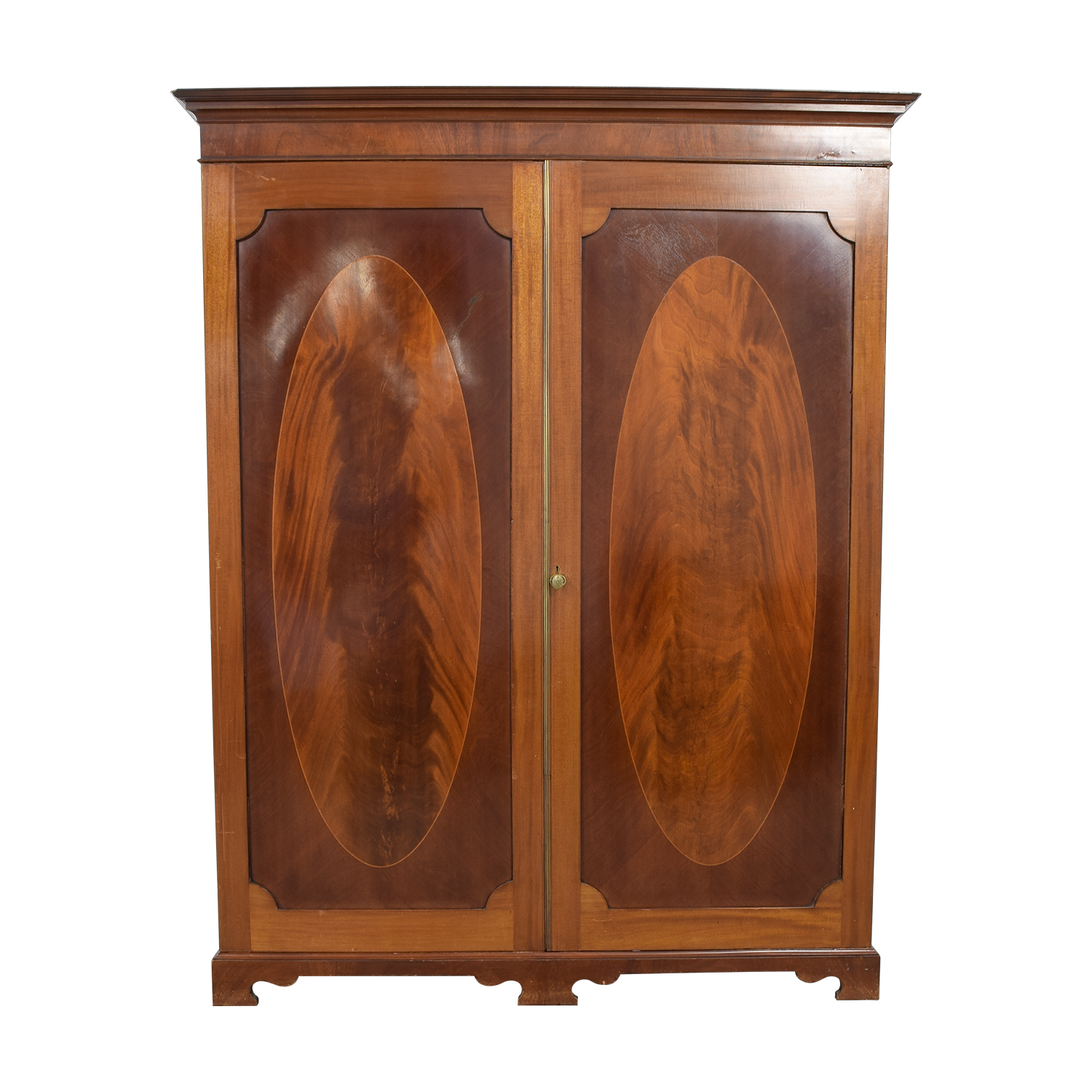 shop ABC Carpet & Home ABC Carpet & Home 17th Century English Crotchwood Armoire online