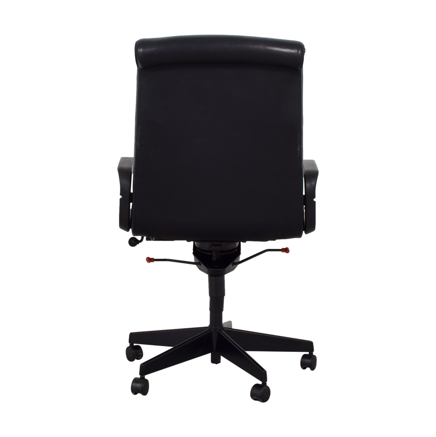 shop Black Leather Office Chair