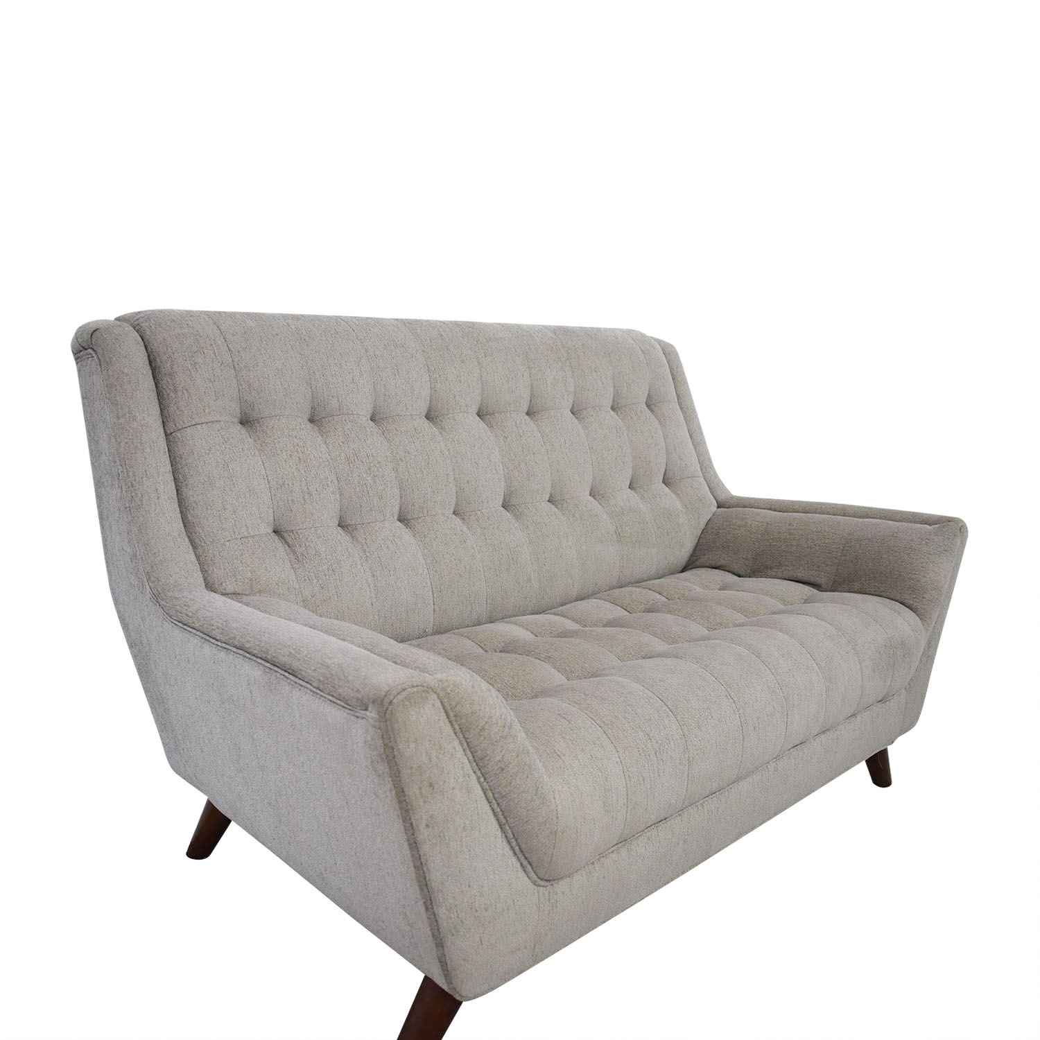 63 Off Wayfair Wayfair Tufted Loveseat Sofas