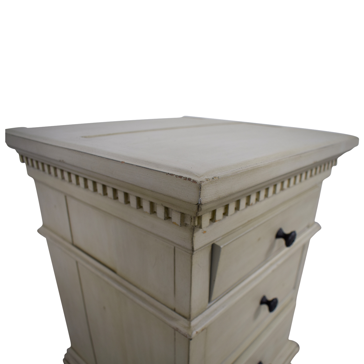 shop Restoration Hardware Restoration Hardware St. James Taupe Nightstand online
