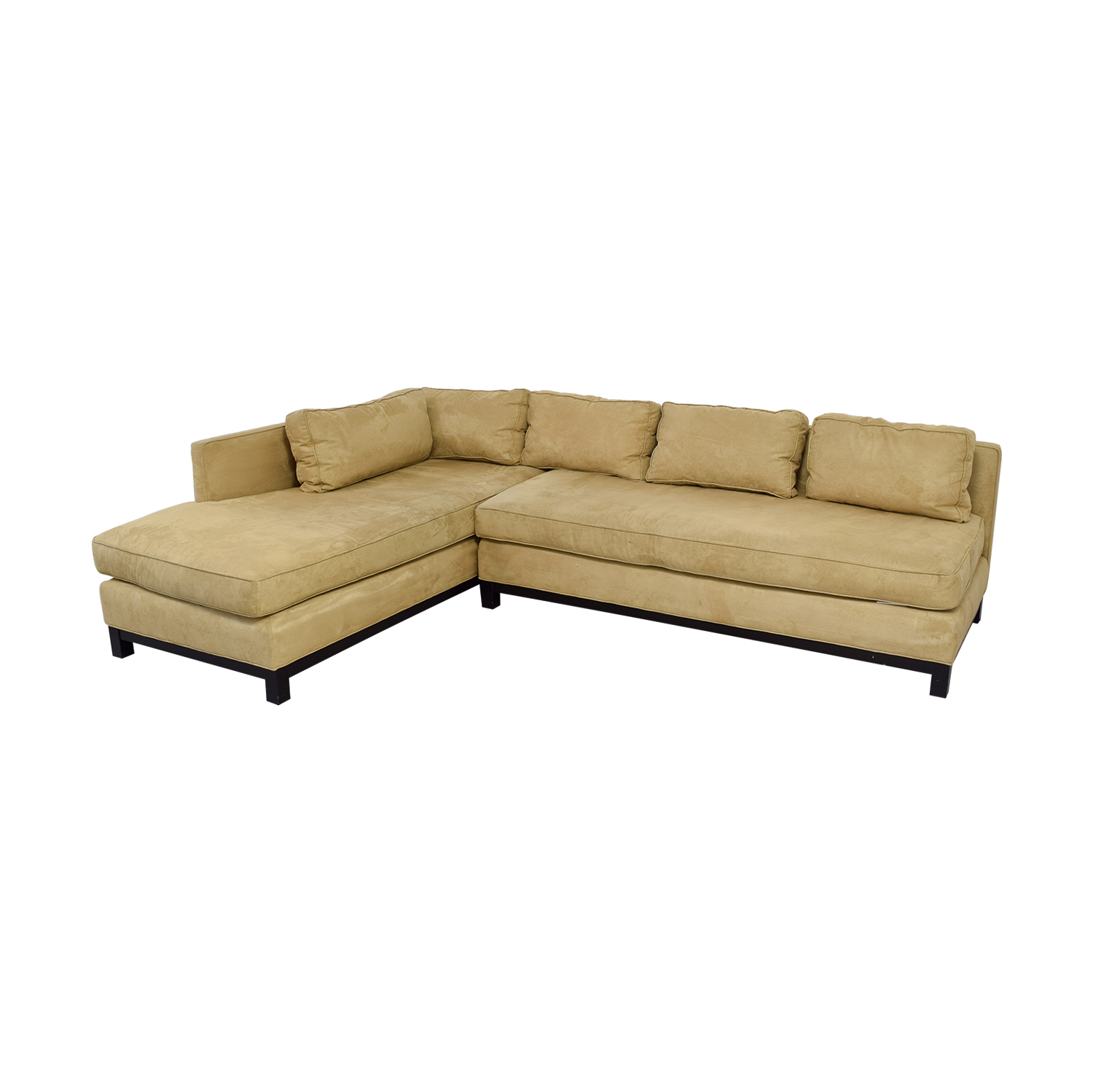 Mitchell Gold + Bob Williams Mitchell Gold + Bob Williams Clifton Beige Chaise Sectional coupon